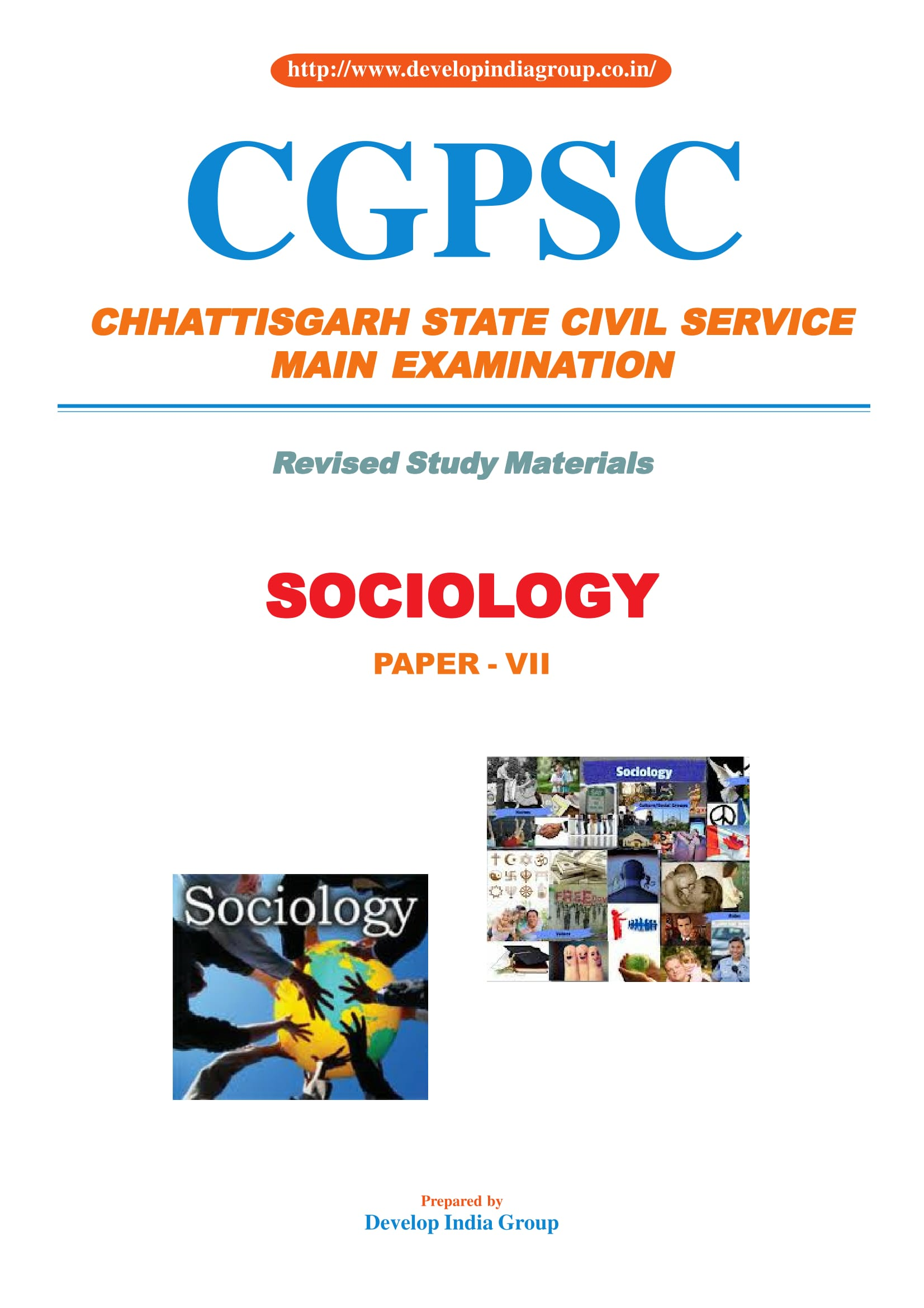 CGPSC_Main_Exam_Paper_7_Sociology
