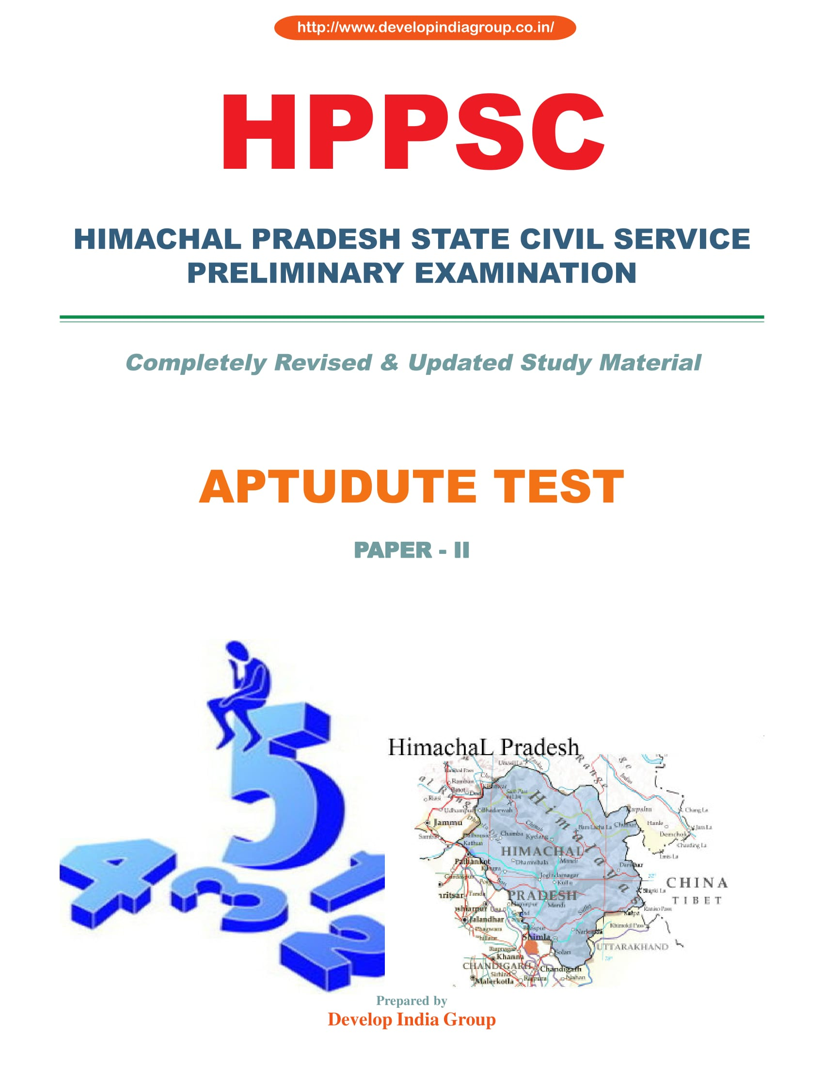 HPPSC_Prelims_GS_Paper_II_Aptitude_Test_English