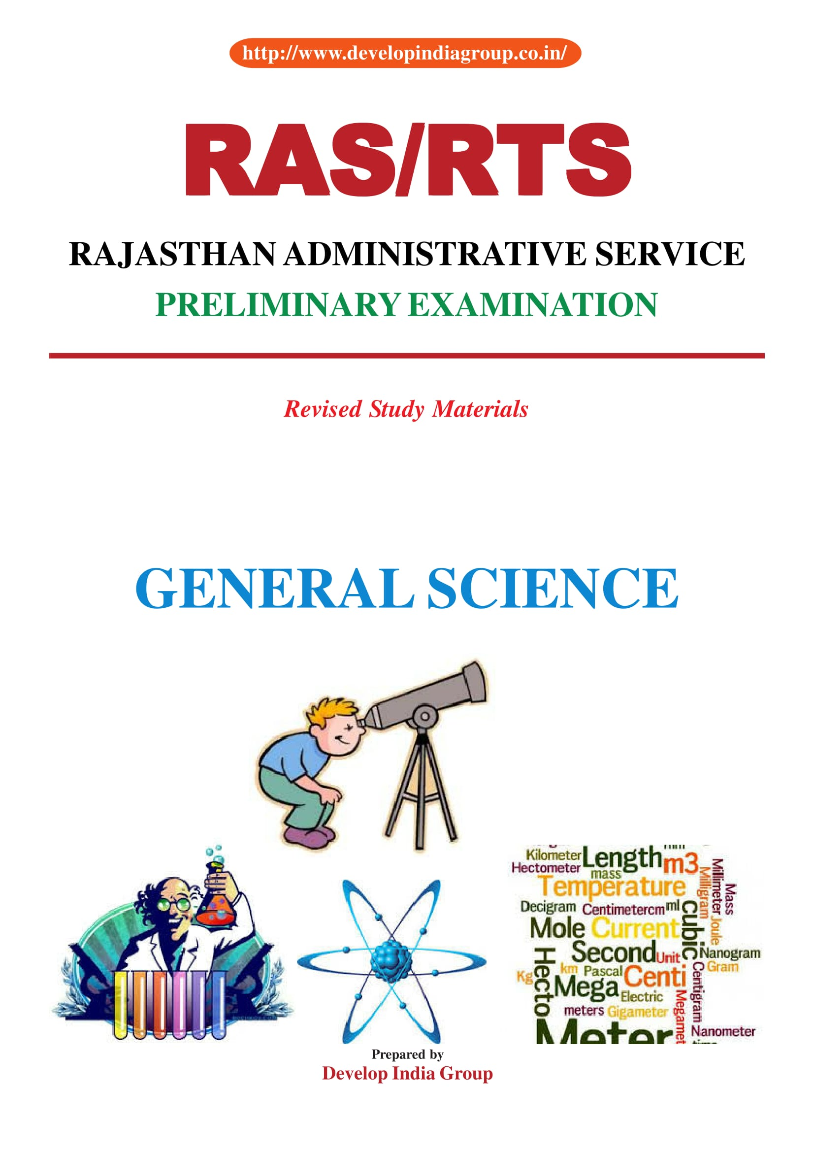 RAS Pre Science (Eng)