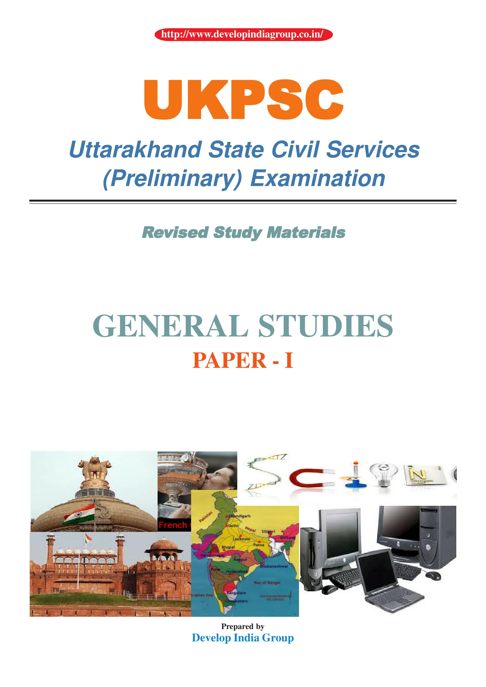 UKPSC_Pre_Paper-I_General_Studies_(English)